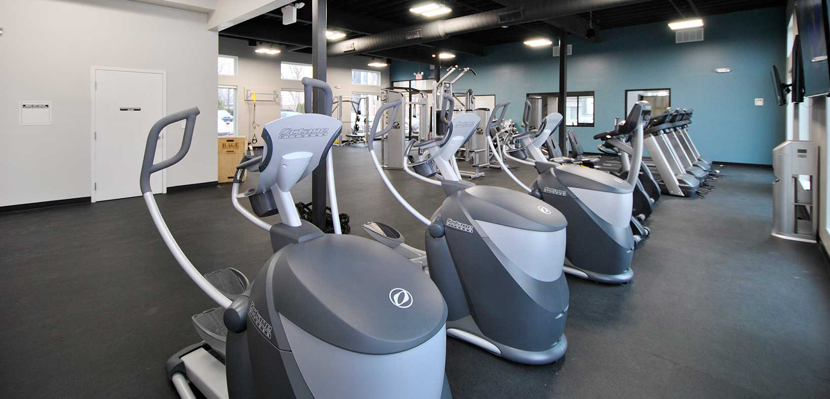 Waters Edge Clubhouse Fitness Room